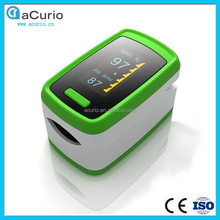 Unique Fingertip Pulse Oximeter/oxymeter,Pulse Oximeter Finger Lower Price for Homecare