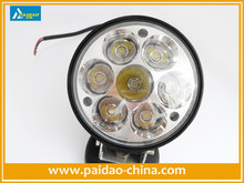 CE&RoHs c ree strip Led head light 21w LED work light driving spot flood light for honda 4x4 SUV forklift jeep boat