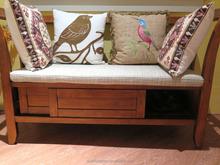 360 degree enclosed painting fabric wooden frame sofa set price china sofa