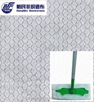 Disposable Diamond Embossed viscose polyester floor cleaning cloth nonwoven products