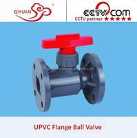 2015 PVC/UPVC Pipe Fitting V Port Argus Ball Valve with good Sale Price