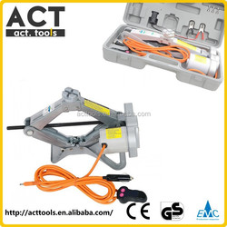 Good supplier of 2V Electric car jack& Impact wrench, car repair tool kit,GS,CE,EMC,E-MARK, PAHS, ROHS Certificate)