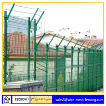 (ISO9001:2008)low price plastic garden fence decorative/dog garden fence(factory direct price)