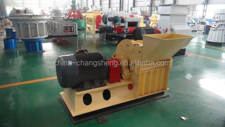 Sawdust Blower System : Cs top products wood crusher with cyclone air lock