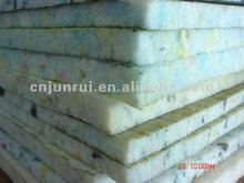 high quality PU foam carpet underlay/hotel underlayment