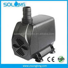 China manufacturer 4000 L/H fountain pump garden waterfall park