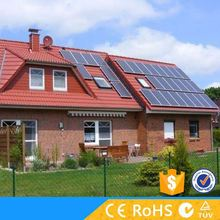 High power 1kw off grid solar backup power system with lead-acid battery