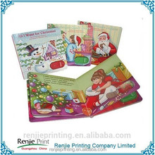 2014 kids colorful story book with high quality and timely delivery