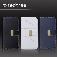 Luxury TPU Leather Wallet Style cell phone Case for Iphone