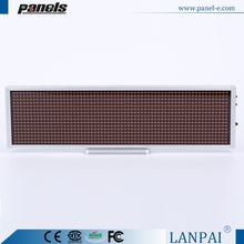 Hot product high quality ROHS passed advertising video message led display
