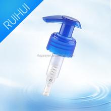 28/410 parafuso plástico dispensador de sabão líquido bomba China fornecedor