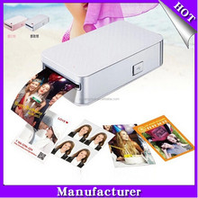Top Quality Bluetooth Wireless Pocket Photo Printer, Mobile Phone Thermal Receipt Printer for Android