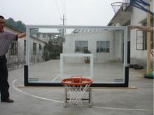Tempered glass basketball backboard for sale