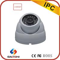 2 MP 1080P IR Waterproof VANDALPROOF DOME Mini IP CAMERA