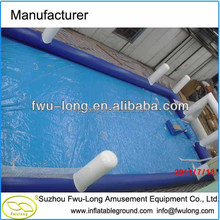 Great large inflatable pool slide for adult/square pool inflatable/adult size inflatable pools 1 Piece (Min. Order)