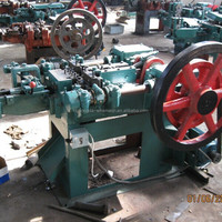Hot sale! best price Z94-C series high speed low noise automatic common iron nails making machine (factory direct sale)