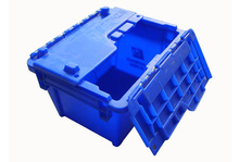 Plastic box Attached Lid Plastic Container XWX-003