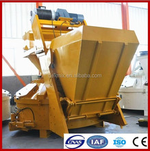 CE certificated, MP Series MP1500 Planetary Concrete Mixer with skip hoist system