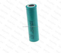 Original ICR18650-15Q 1500mah 18650 battery for Cylindrical 18650 rechargeable Lithium ion battery box mod