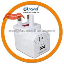Songlinda hot selling travel plug adapter walmart