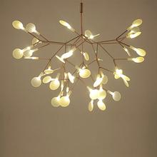 Interior modern decorative lighting LED chandelier for dinning room