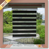 Home Decoration Items Black Fashionable Good Quality New Pattern Zebra Blinds