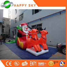 2015 Christmas business advertising products, specialty advertising prod, inflatable advertising man