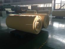 Nomex Compound Fiber with PFTE Scrim for Cement /Asphalt Plant