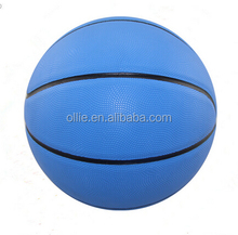 wholesale promotion rubber basketball