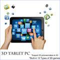 10.1 polegadas 3d tablet pc android 4.2.2 alta resolução 1280*800