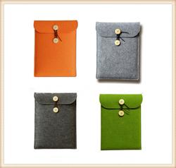 Felt Flower laptop sleeve for ipad mini wholesale