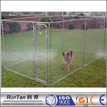 wholesale cheap chain link large 6x10x6 dog kennel (factory)