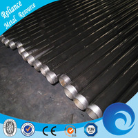ROUND SHAPE ERW CASING AND TUBING LINE STEEL PIPE