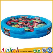 popular mechanical game inflatable for fun