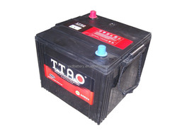 12V BCI standard battery hot sale in China auto battery