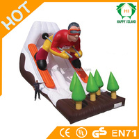 New design inflatable slides prices,Christmas inflatable slide,jumbo slide inflatable