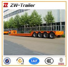 China venta comercial remolque de camión usado