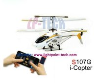 3 ch rc syma s107 s107g helicopter with gyro Radio Control Toy