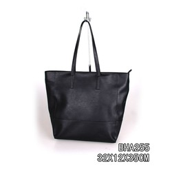 China trendy eco-friendly women leather hand bags