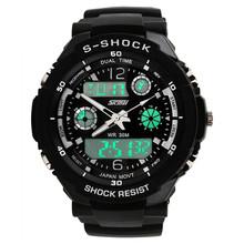 latest fashion water resistant sport wrist watch