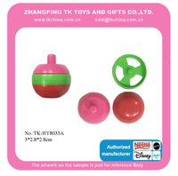 plastic spinning top toy spinning top