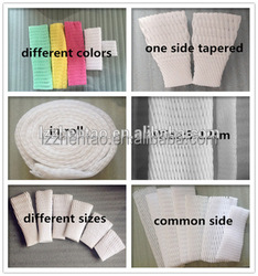 Manufacturer EPE Foam Hot Selling Cheap Disposable Fresh Fruit Packing Protective Apple Sleeve Net