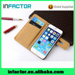 mobile phone case for iPhone 6, for iPhone 6 case, leather phone case