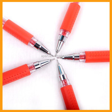 Classic plastic gel pen in various colour