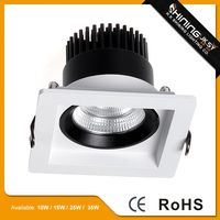 Latest style warranty 2 years led downlight fitting