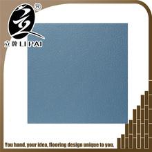 Noise reducing and elimination waterproof vinyl tile floor 2.5mm