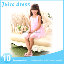 2015 venta caliente cenicienta vestidos para niñas 4-10 para años de edad joven