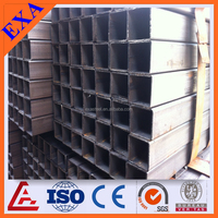 Square/Rectangular Mild Steel Pipe from china