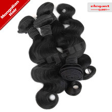 hot new products for 2014 hight quality products virgin hair extension Mongolian hair