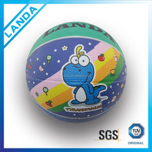 hot new products for 2015 funny mini rubber basketball toy for kid
